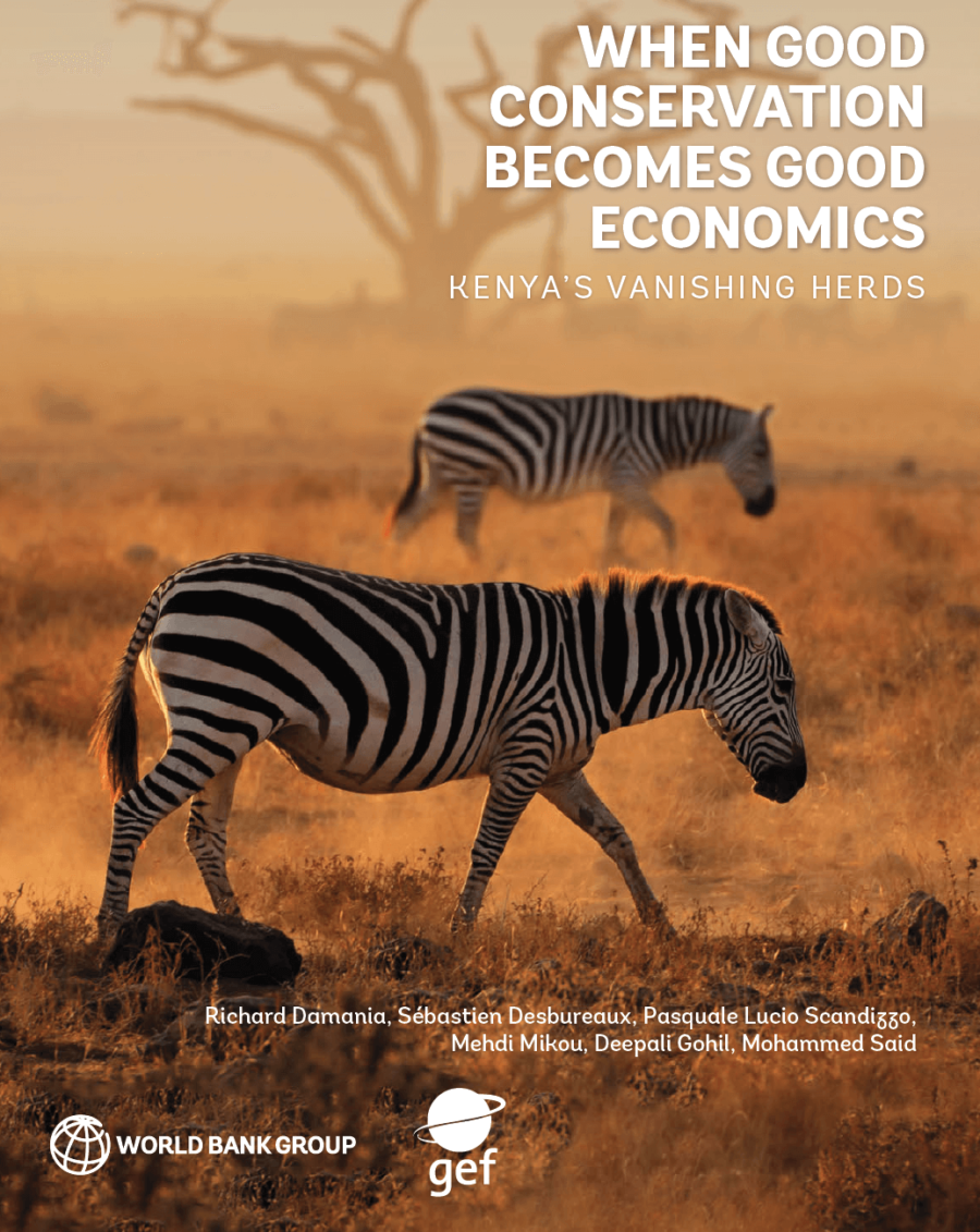 When Good Conservation becomes Good Economics: Kenya's Vanishing Herds
