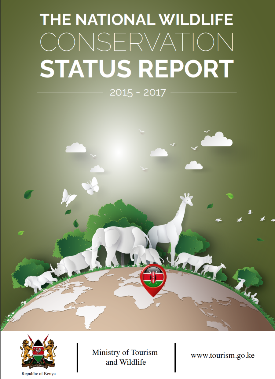 National Wildlife Conservation Status Report
