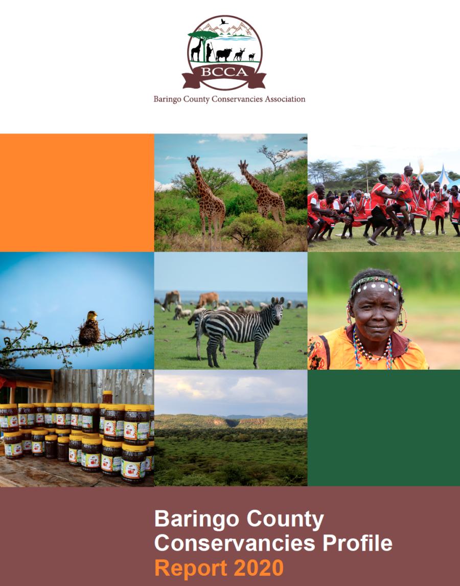 Baringo County Conservancies Profile 2020